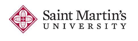 St. Martin's University logo